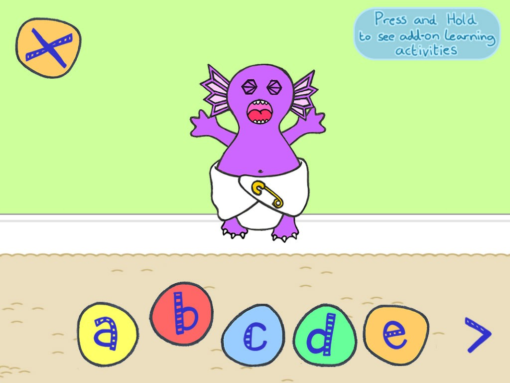 Monster ABCs