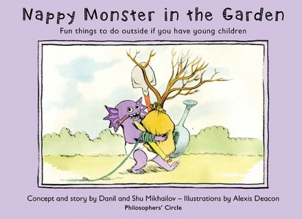 Nappy Monster front cover